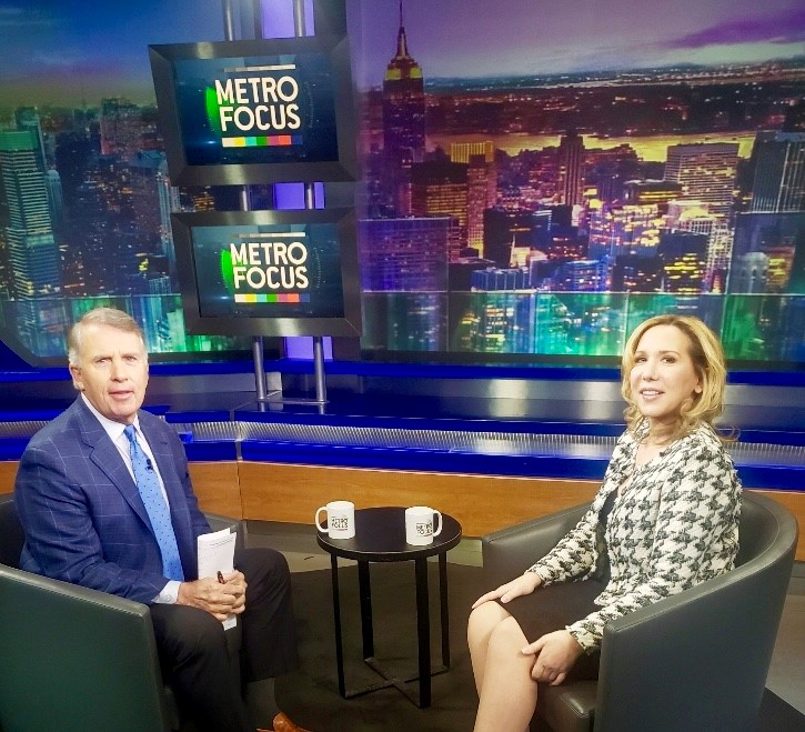 PBS – Evi Angelakis Talks With Jack Ford About Mansion Tax Increases