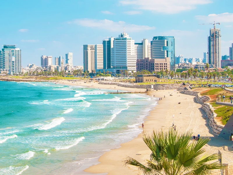 Evi Kokalari -Angelakis  Quoted on Global Mansion: Luxury Home Market in Tel Aviv Fueled by Tech Boom, Mass Migration